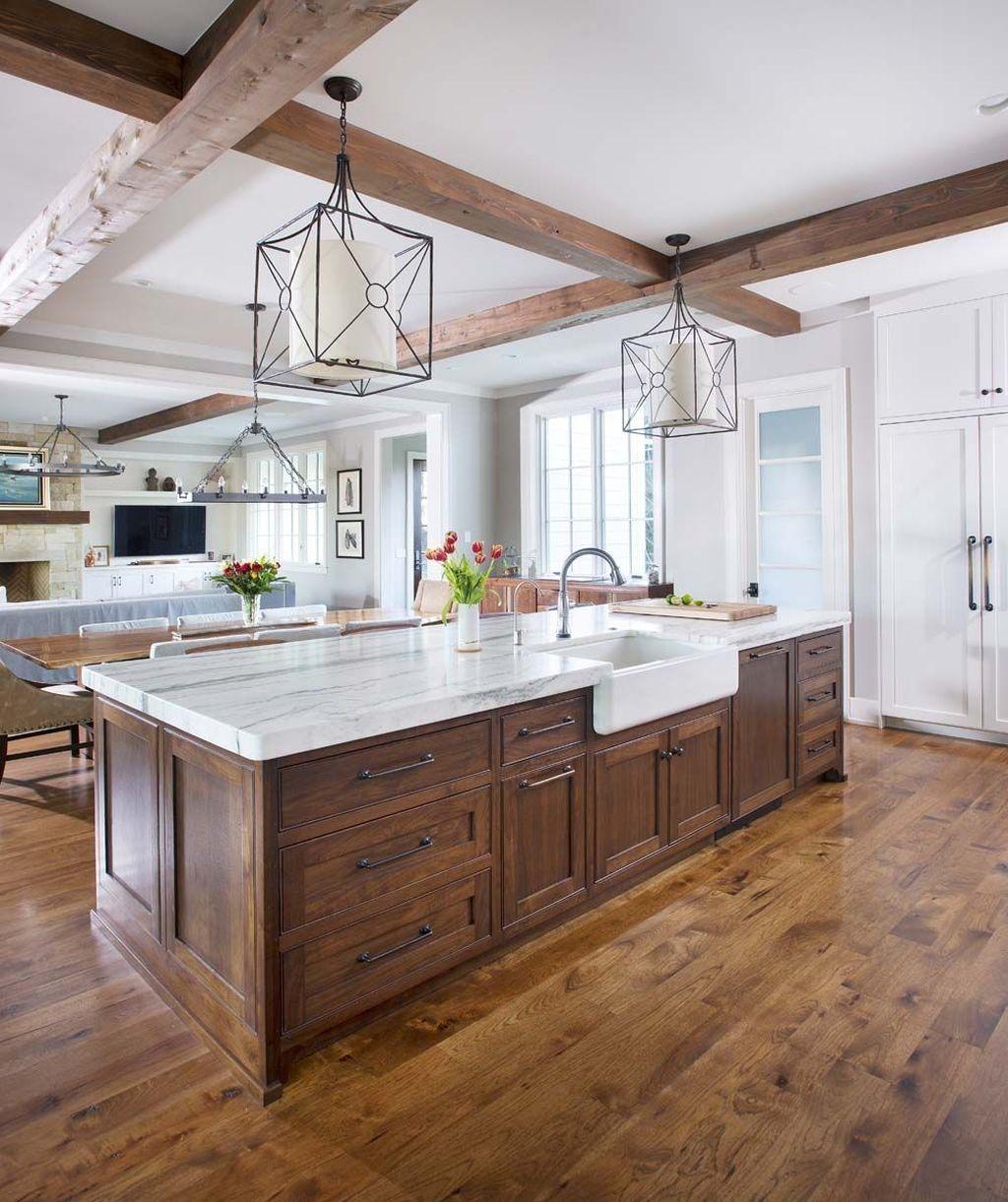 Stunning Kitchen Cabinets Ideas 08