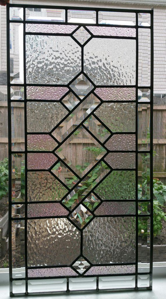 Stunning Leaded Glass Windows Design Ideas 12