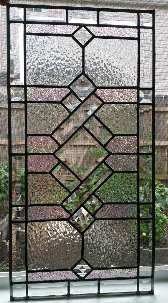 Stunning Leaded Glass Windows Design Ideas 12