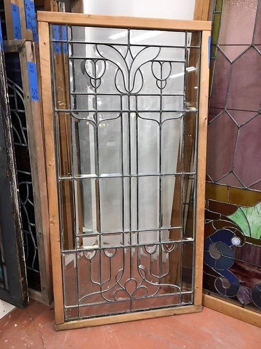 Stunning Leaded Glass Windows Design Ideas 18
