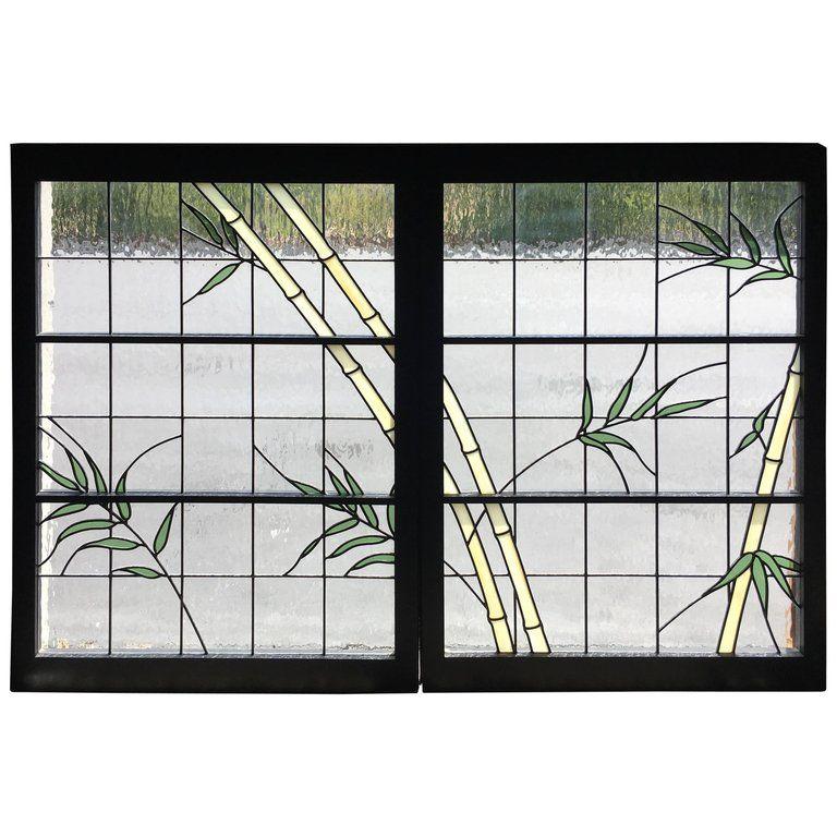 Stunning Leaded Glass Windows Design Ideas 33