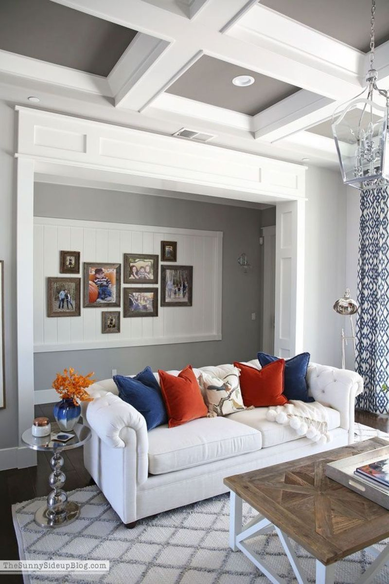 The Best Fall Living Room Decor Ideas Because Autumn Is Coming 09
