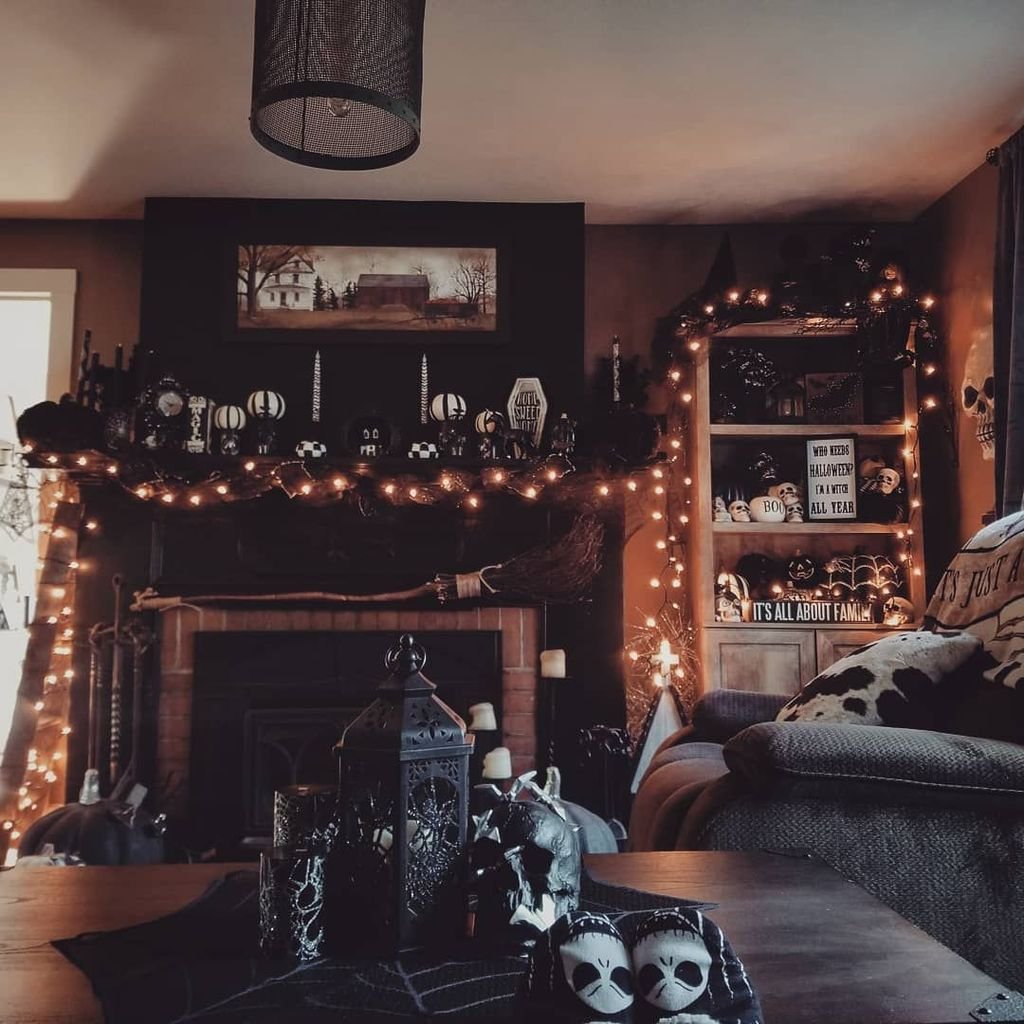 The Best Fall Living Room Decor Ideas Because Autumn Is Coming 11