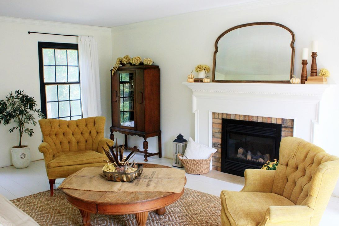 The Best Fall Living Room Decor Ideas Because Autumn Is Coming 15
