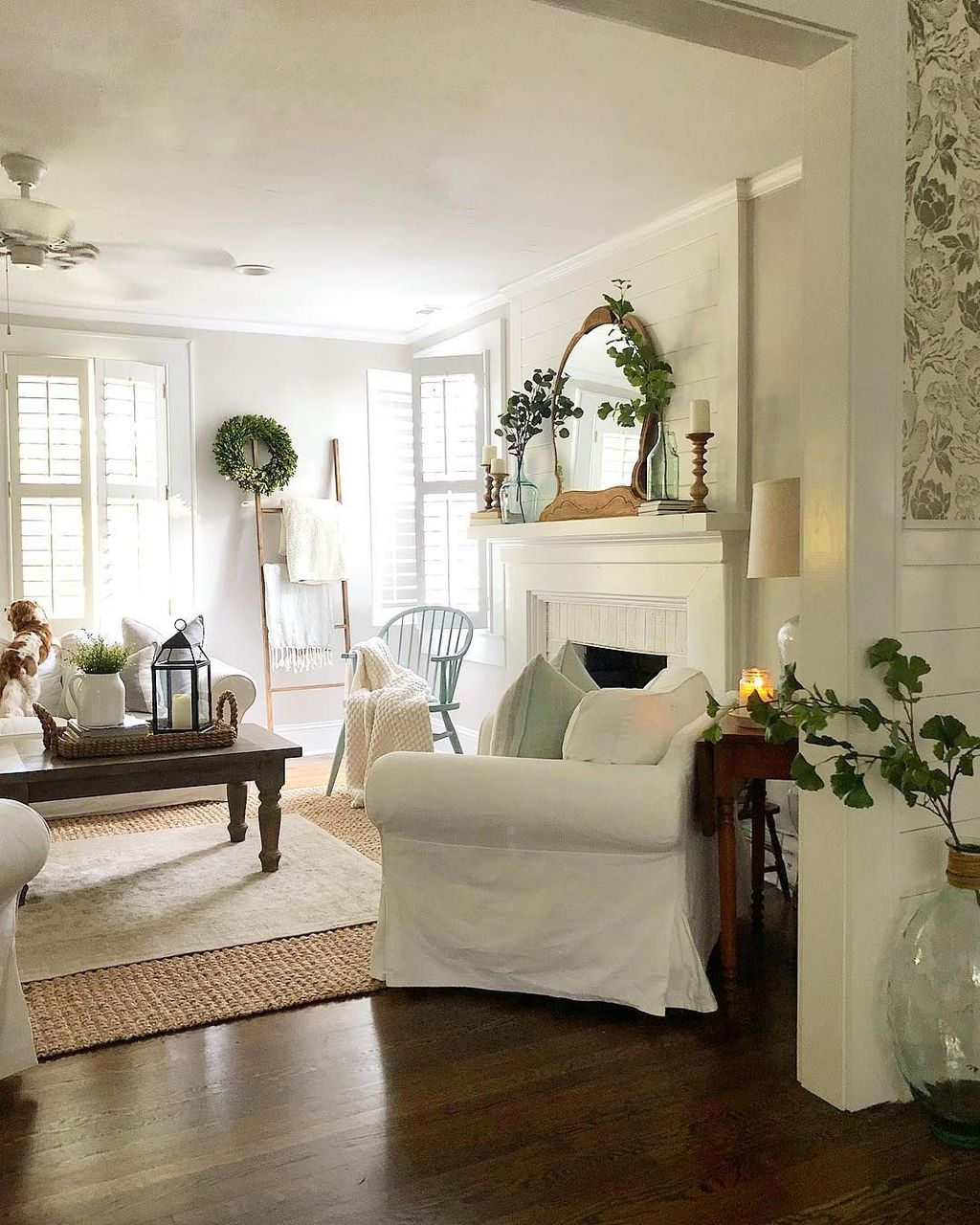 The Best Fall Living Room Decor Ideas Because Autumn Is Coming 17