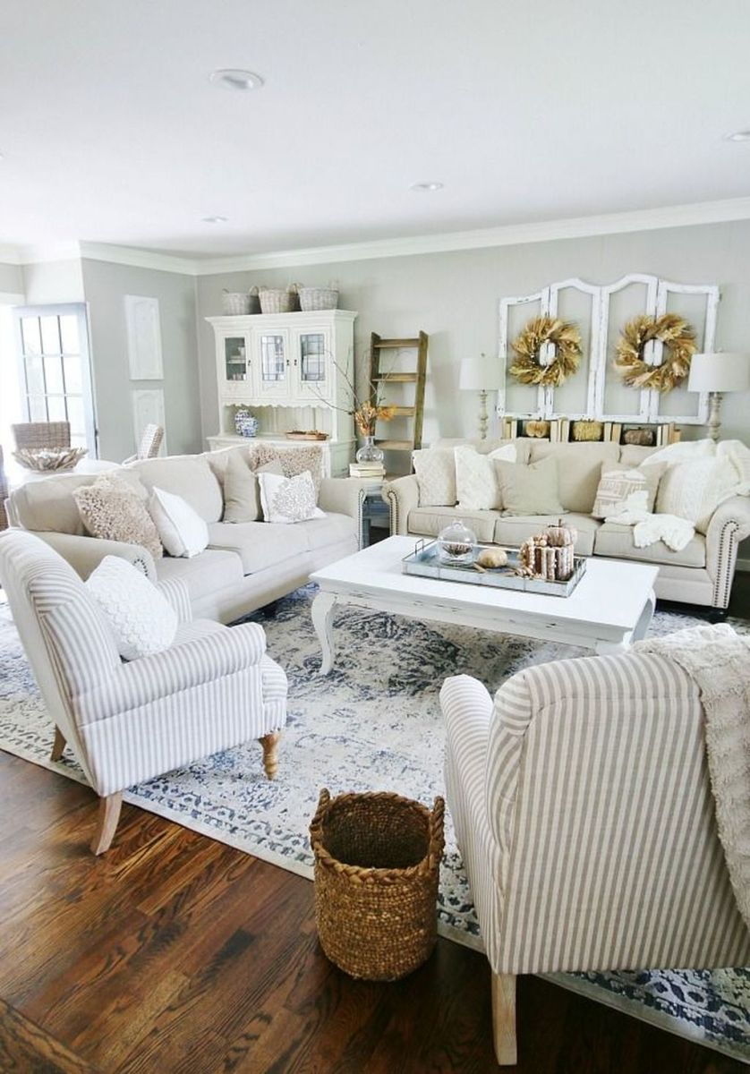 The Best Fall Living Room Decor Ideas Because Autumn Is Coming 21