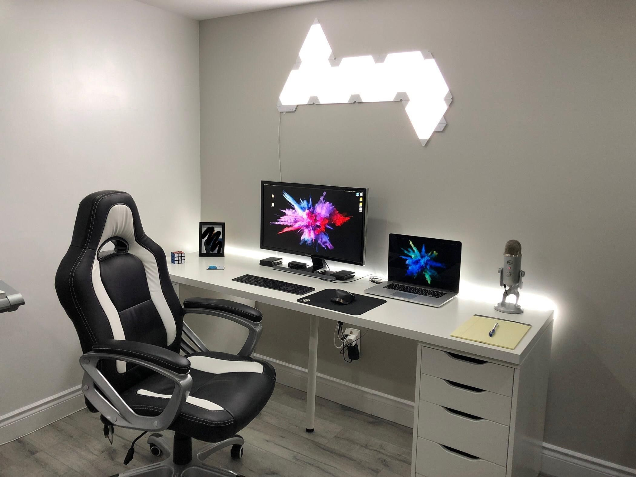 The Best Gaming Setup For Amazing Rooms 29