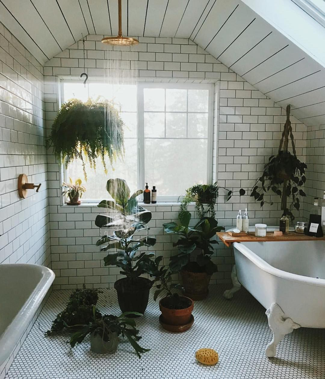 Amazing Bohemian Style Bathroom Decor Ideas 35