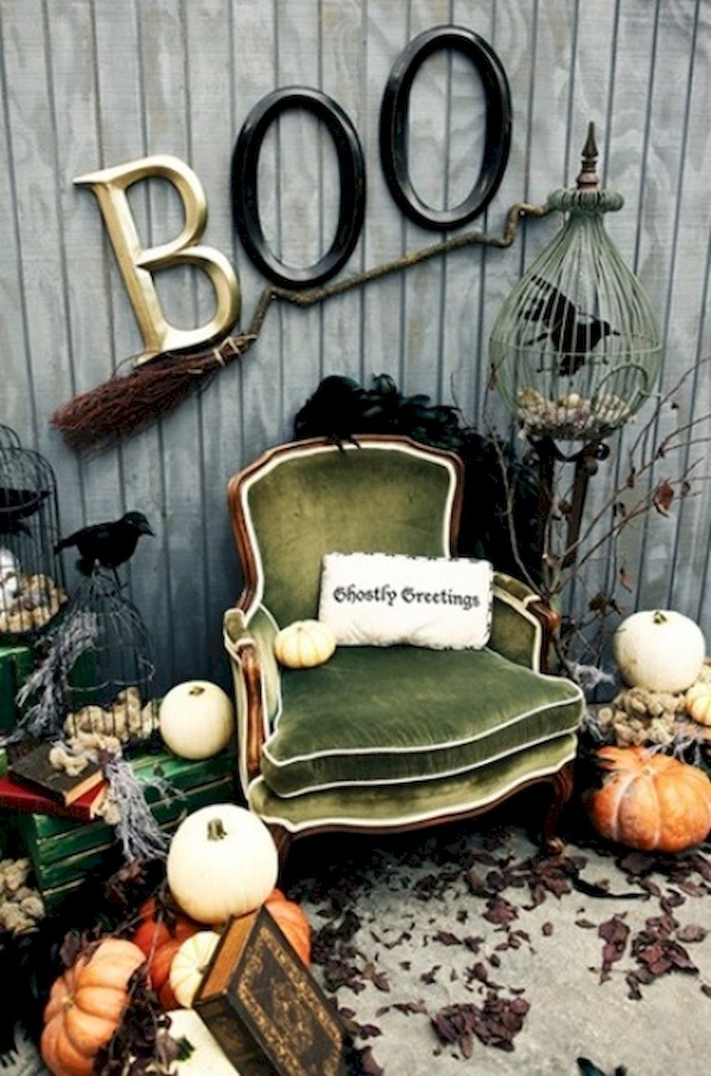 Amazing Halloween Party Decor Ideas 17 1