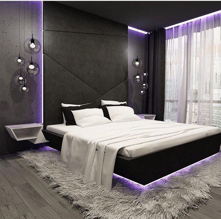 Amazing Modern Bedroom Design Ideas 01