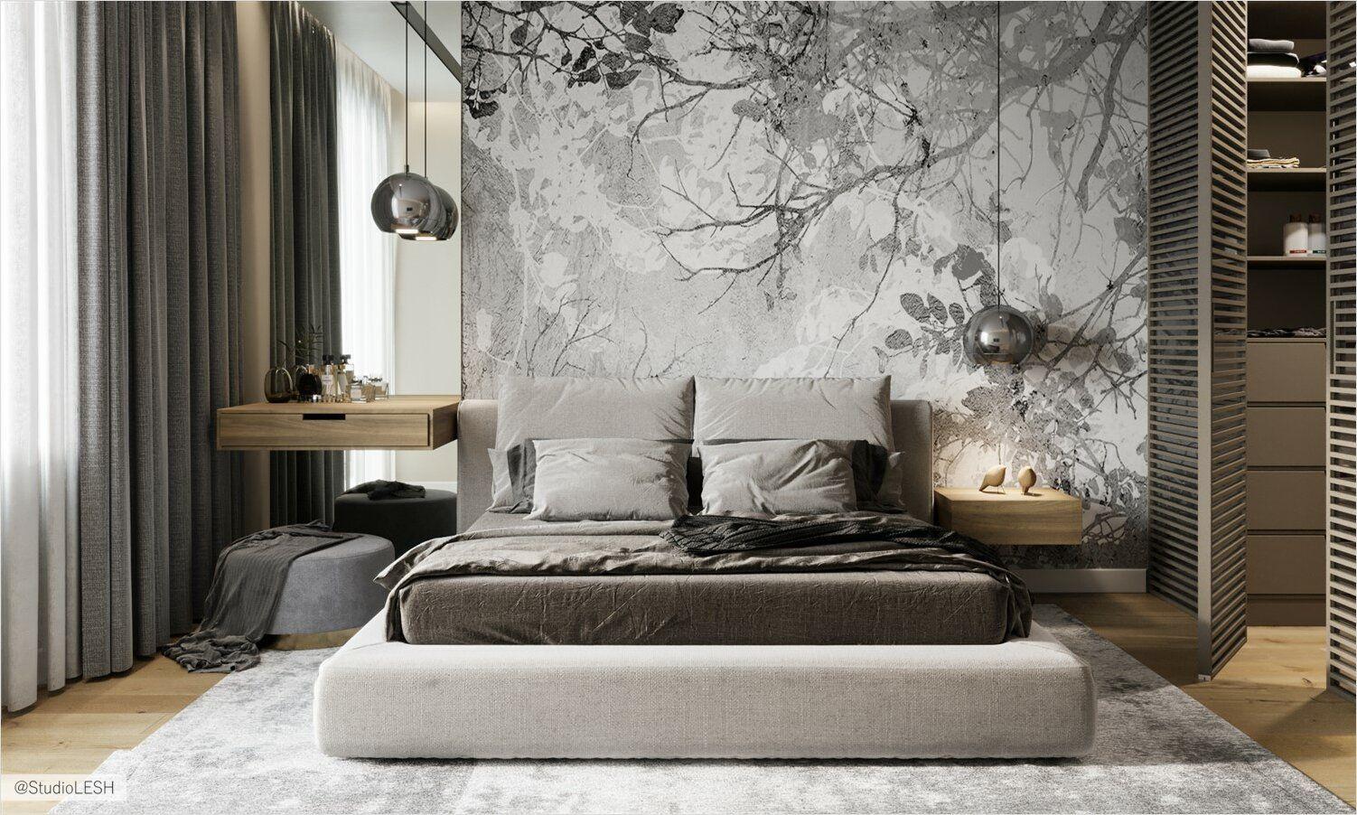 Amazing Modern Bedroom Design Ideas 10