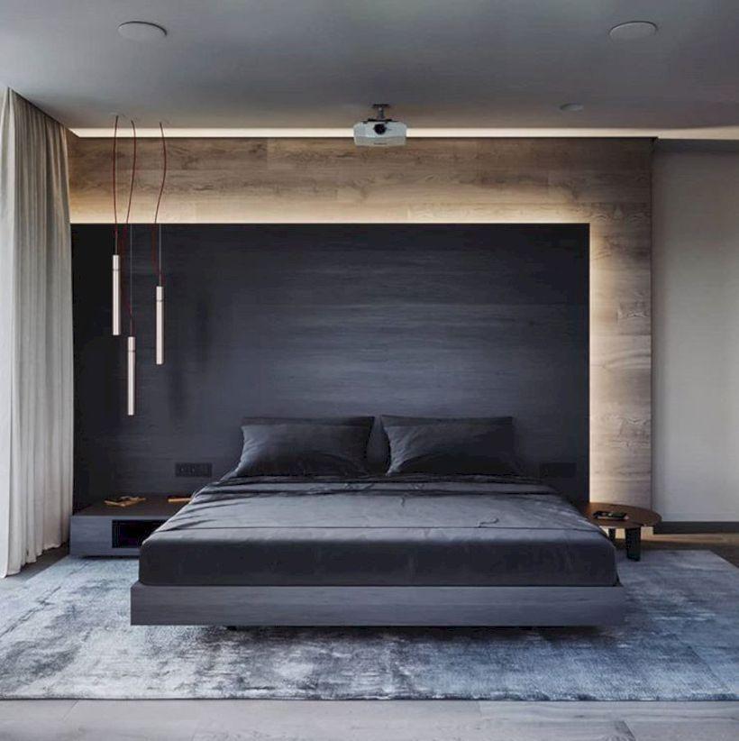 Amazing Modern Bedroom Design Ideas 14