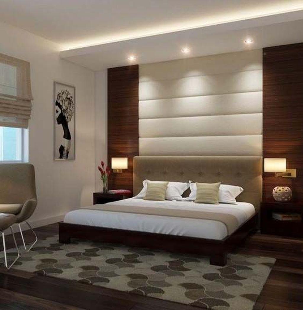 Amazing Modern Bedroom Design Ideas 23
