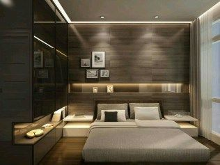 Amazing Modern Bedroom Design Ideas 34