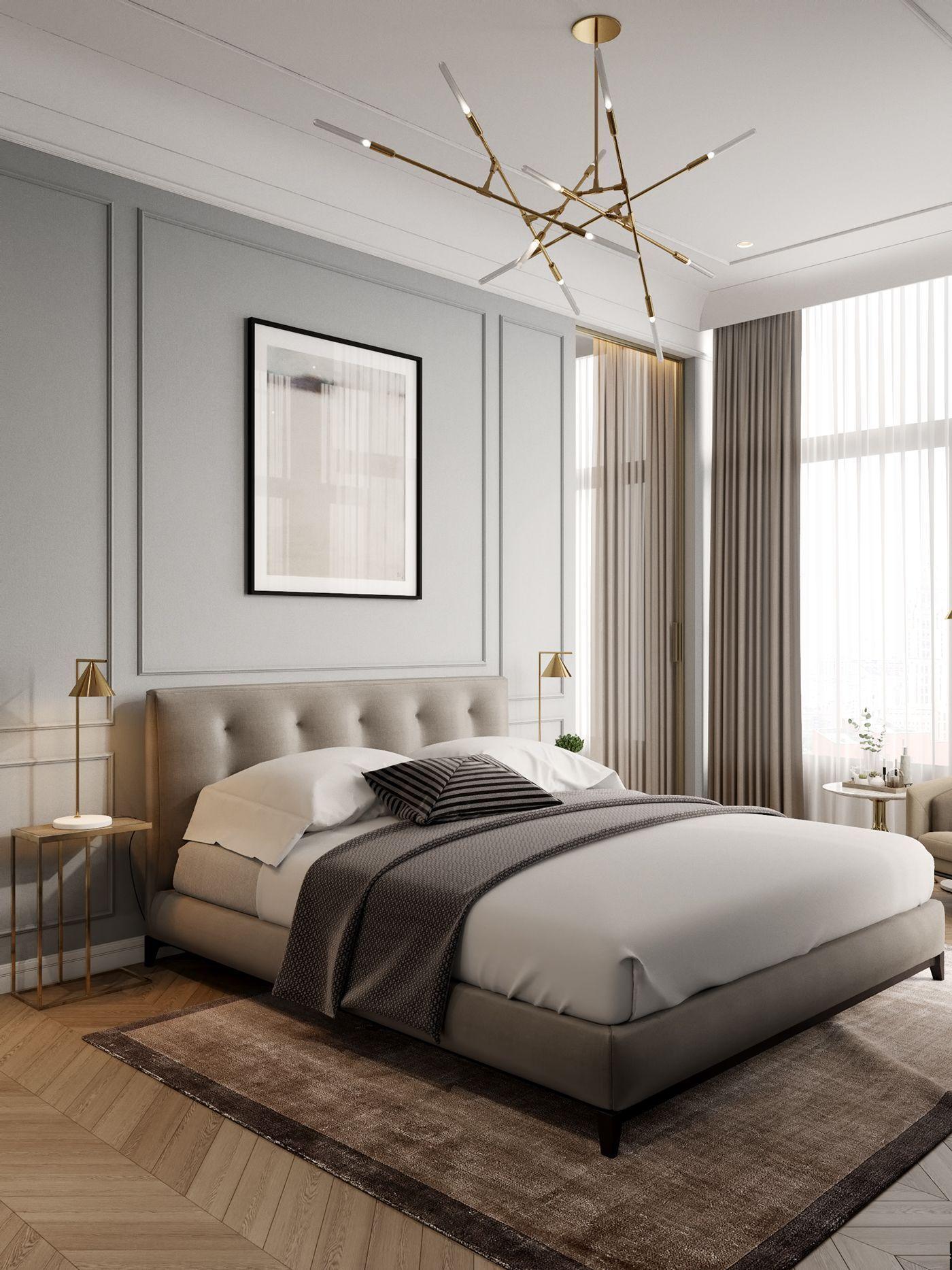 Amazing Modern Bedroom Design Ideas 38