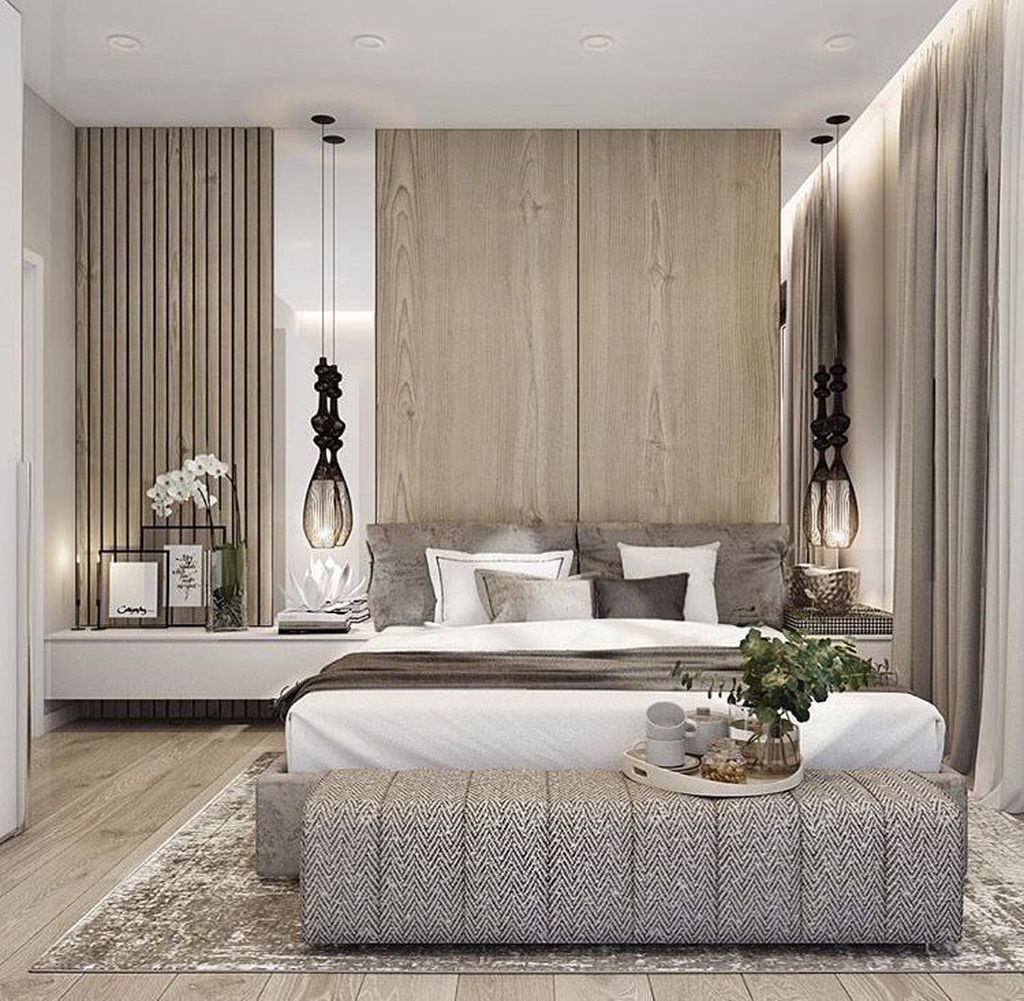 Amazing Modern Bedroom Design Ideas 40