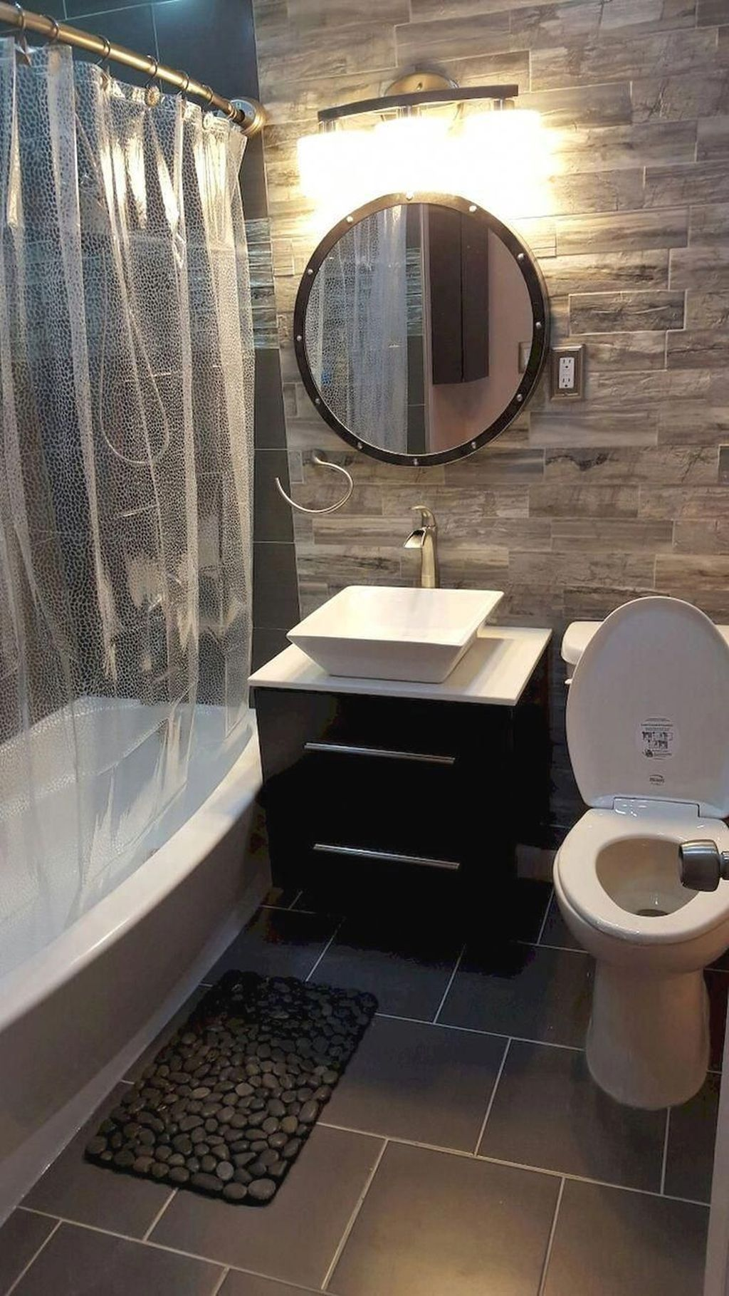 Awesome Small Bathroom Remodel Ideas On A Budget 07