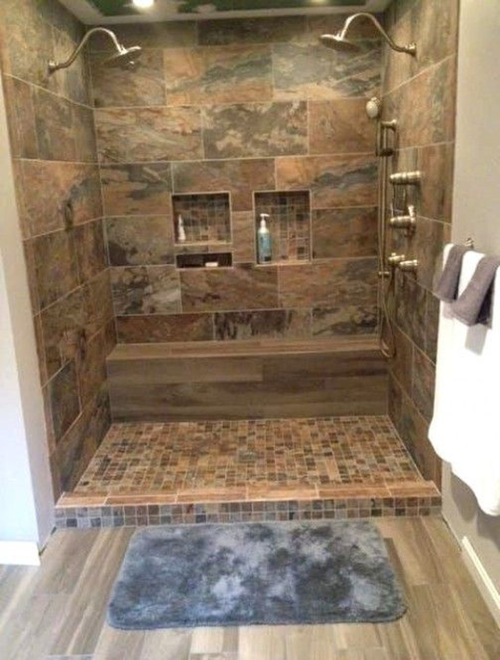 Awesome Small Bathroom Remodel Ideas On A Budget 19