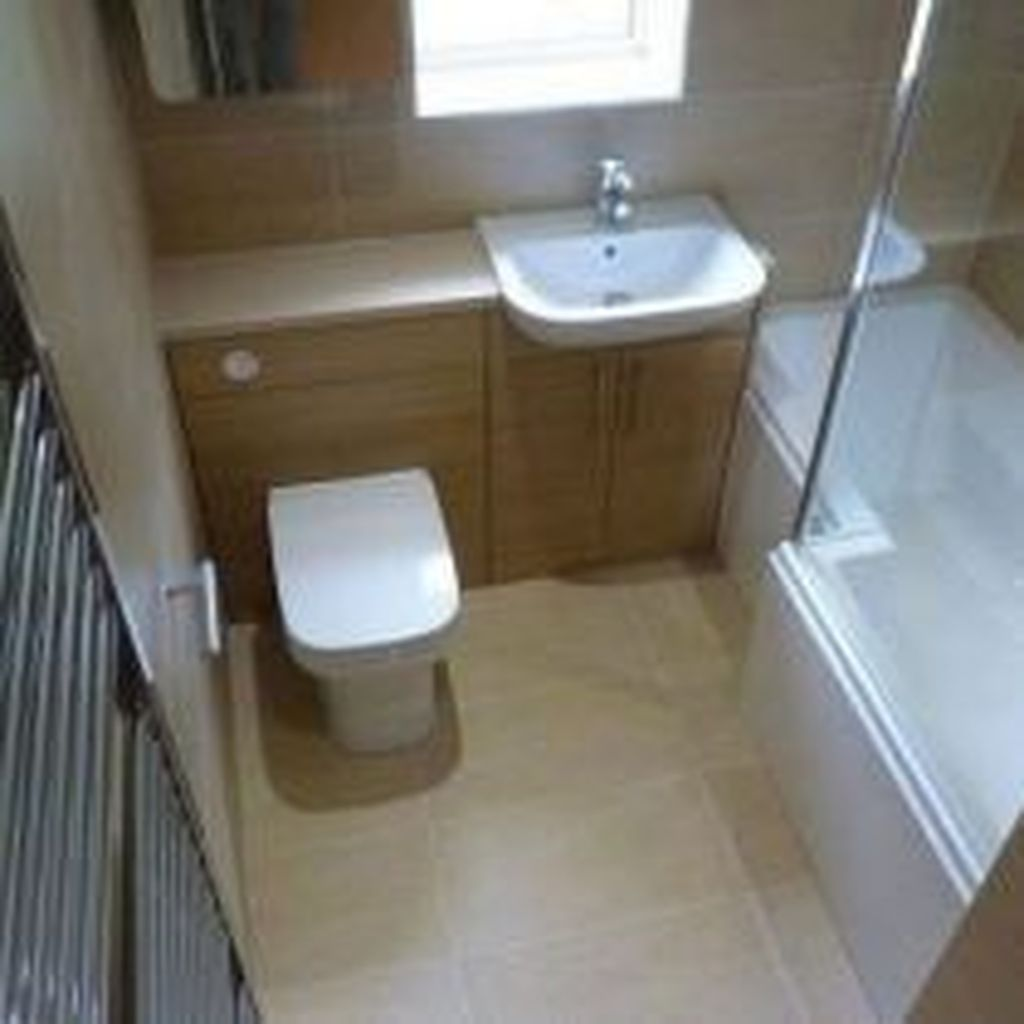 Awesome Small Bathroom Remodel Ideas On A Budget 21