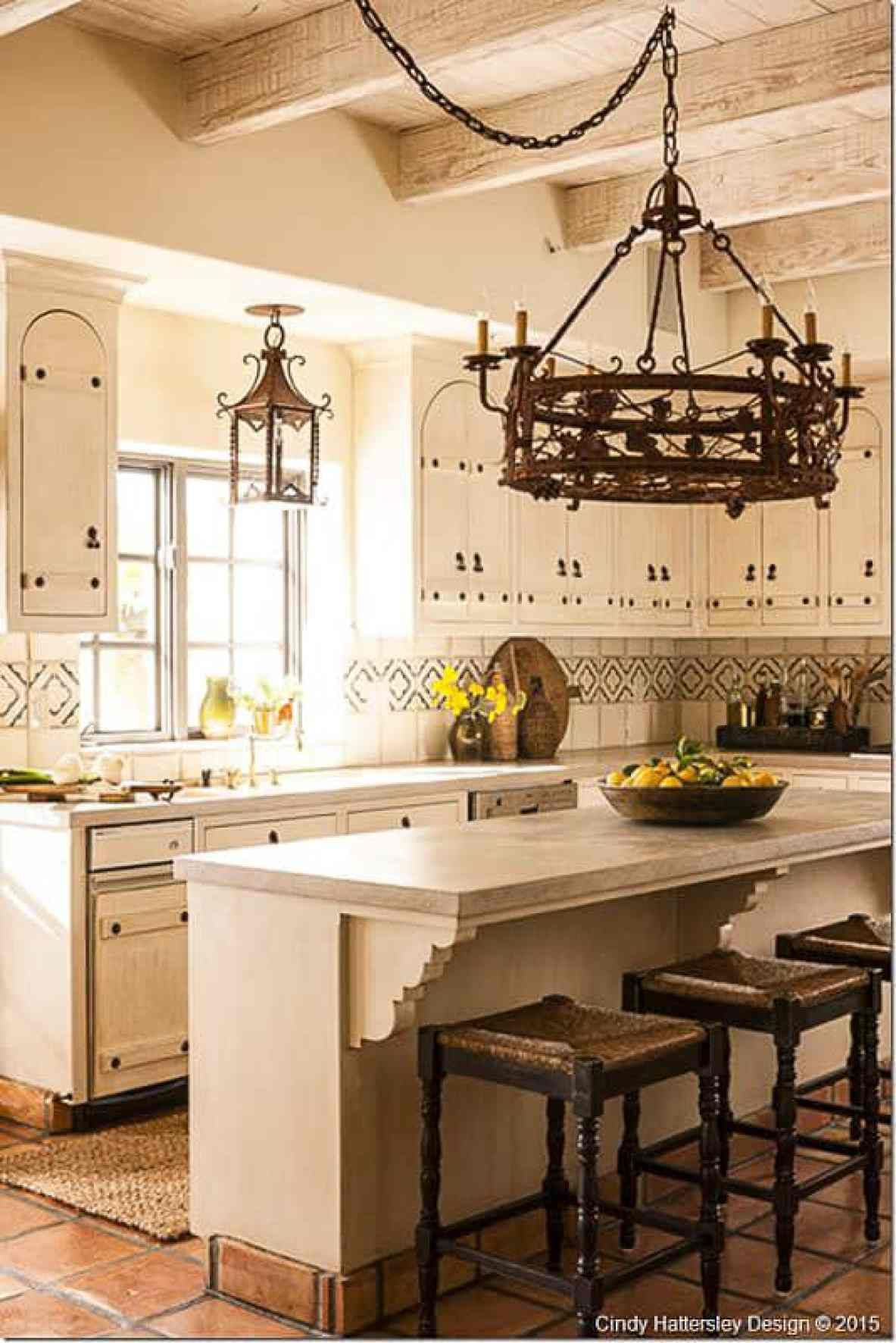 Awesome Tuscan Kitchen Decoration Ideas 05