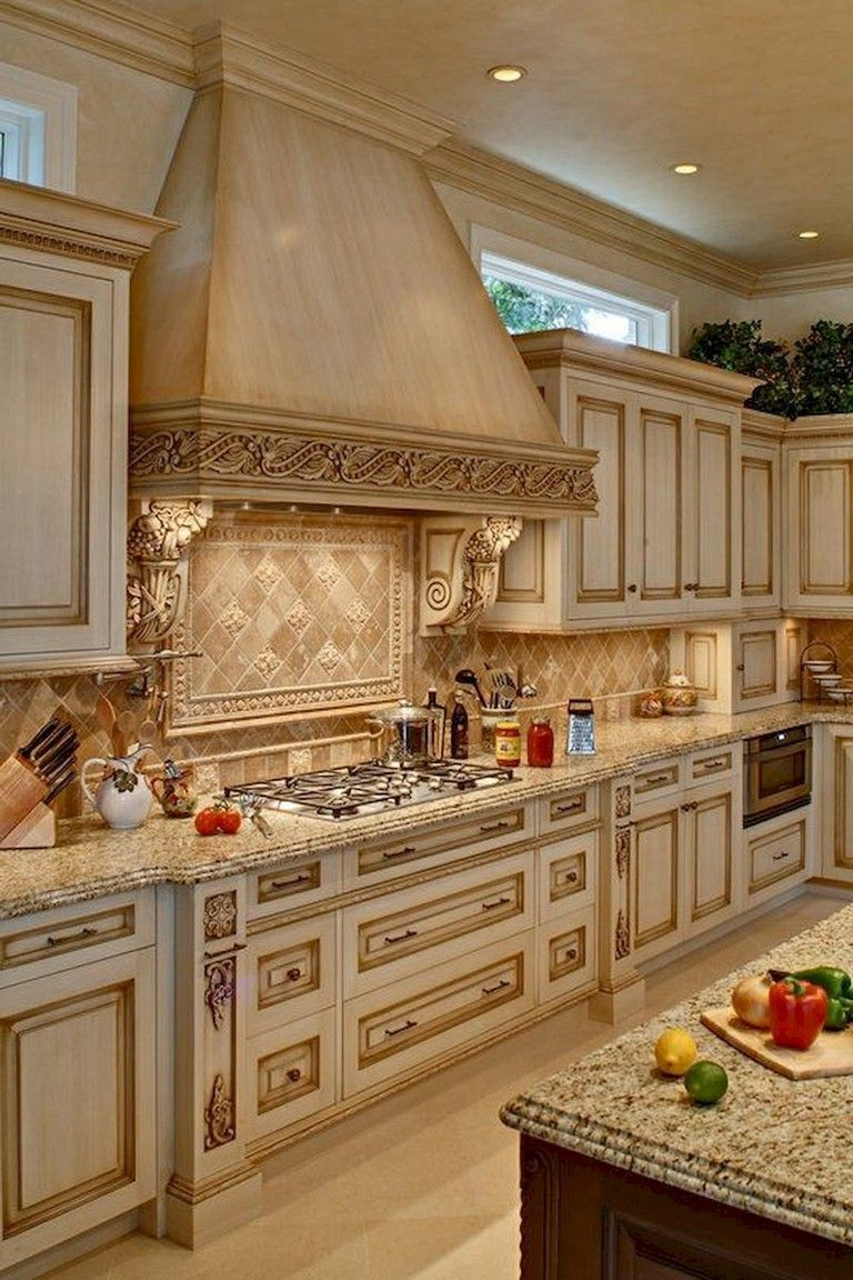 Awesome Tuscan Kitchen Decoration Ideas 30