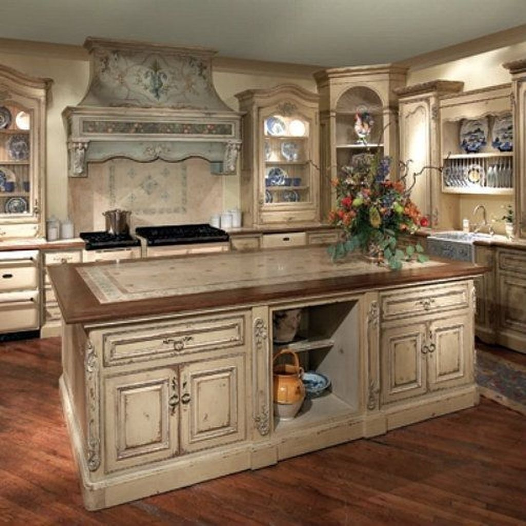 Awesome Tuscan Kitchen Decoration Ideas 31