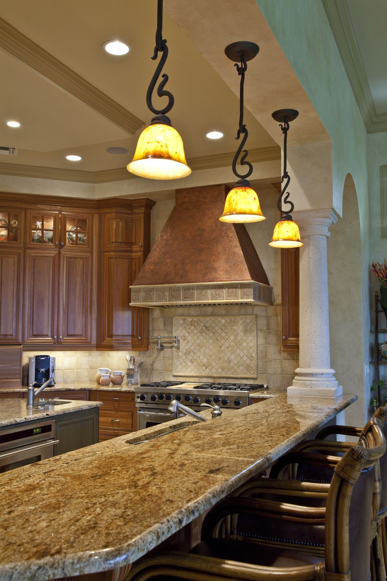 Awesome Tuscan Kitchen Decoration Ideas 32