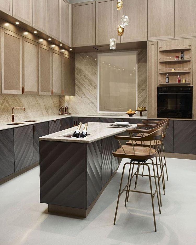 Beautiful Contemporary Kitchen Design Ideas 04