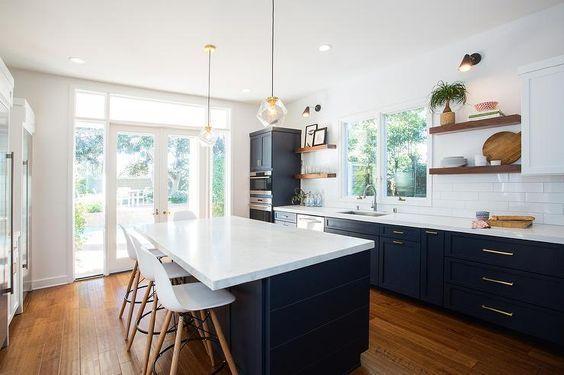 Beautiful Contemporary Kitchen Design Ideas 05