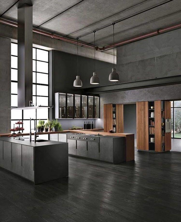 Beautiful Contemporary Kitchen Design Ideas 12