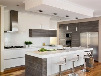 Beautiful Contemporary Kitchen Design Ideas 13