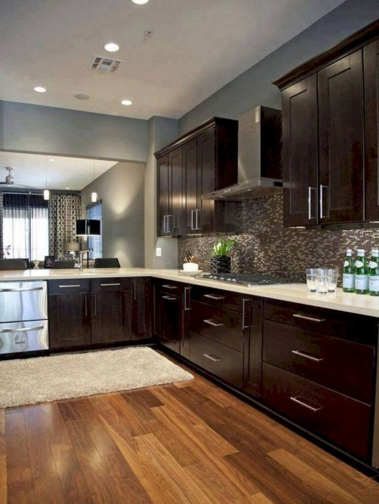 Beautiful Contemporary Kitchen Design Ideas 28