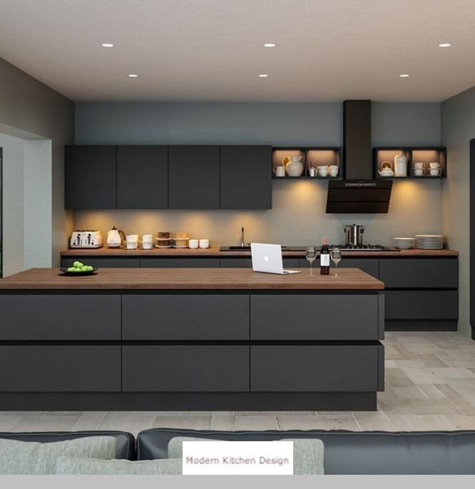 Beautiful Contemporary Kitchen Design Ideas 33