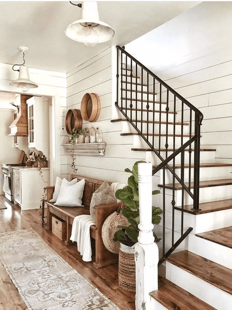 Fabulous Modern Farmhouse Home Decoration Ideas 29