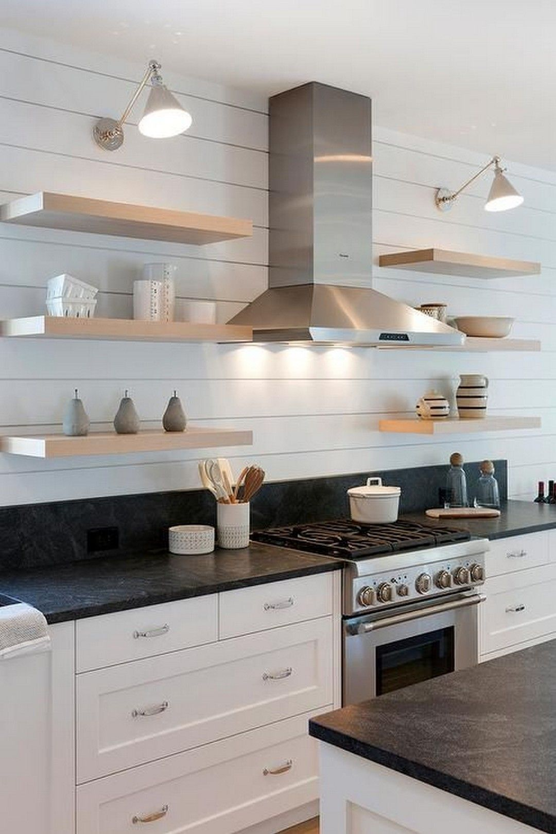 Gorgeous Kitchen Wall Decor Ideas 29