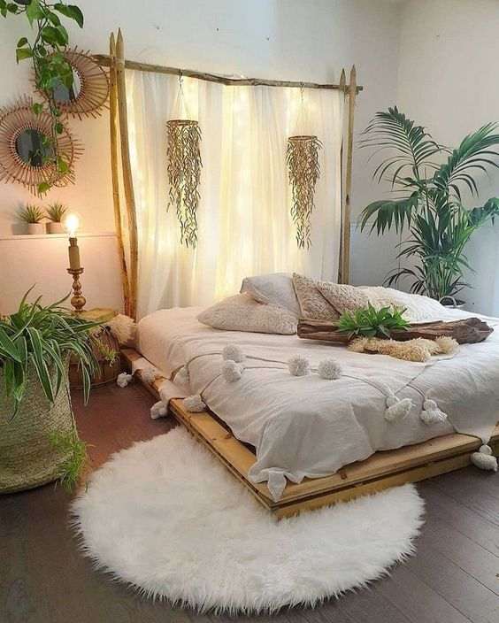 Gorgeous Minimalist Bedroom Decor Ideas 05