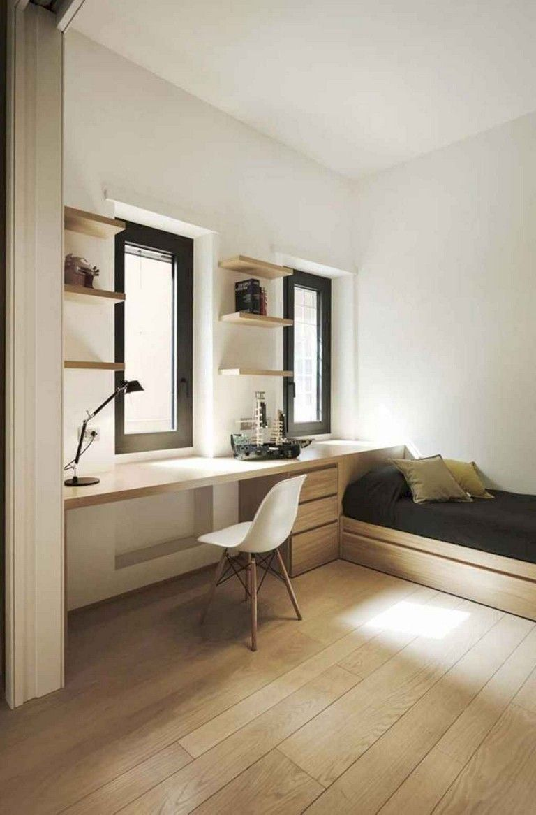 Gorgeous Minimalist Bedroom Decor Ideas 12