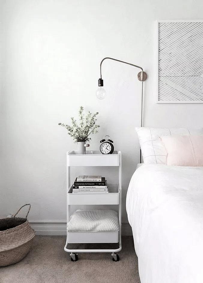 Gorgeous Minimalist Bedroom Decor Ideas 13