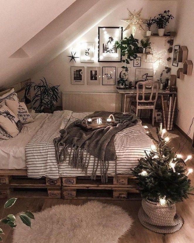Gorgeous Minimalist Bedroom Decor Ideas 17