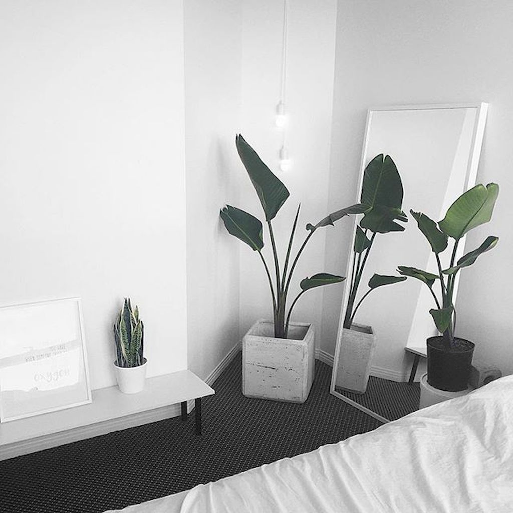 Gorgeous Minimalist Bedroom Decor Ideas 18