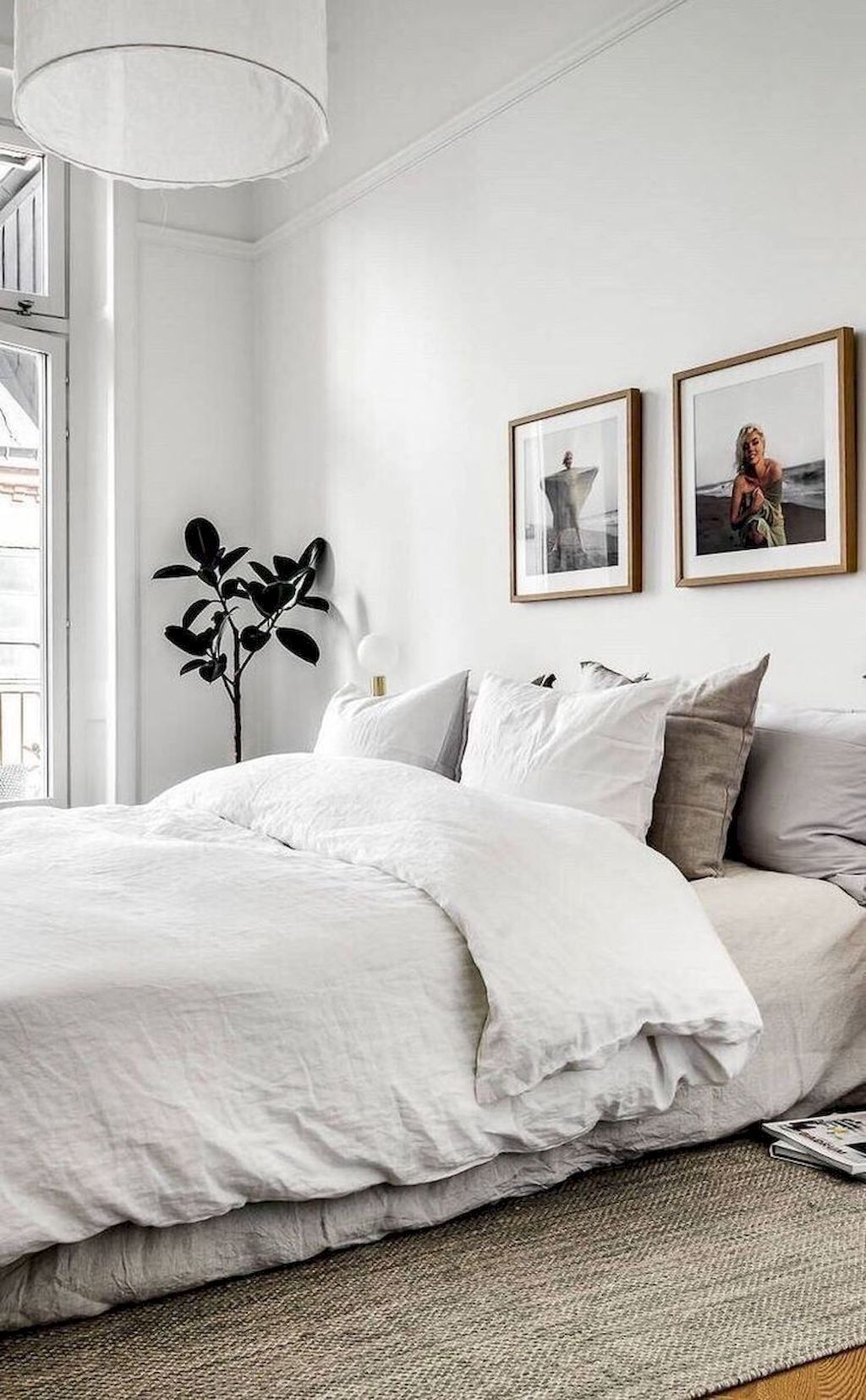 Gorgeous Minimalist Bedroom Decor Ideas 19