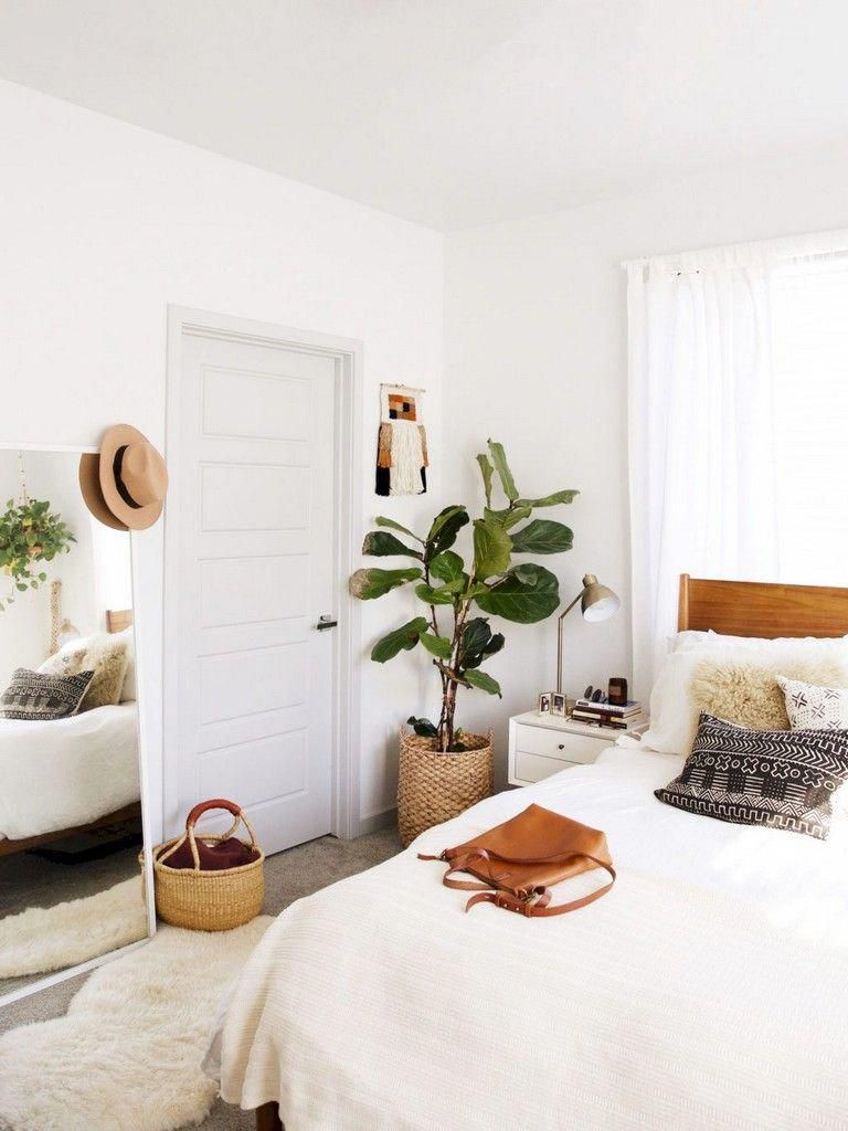 Gorgeous Minimalist Bedroom Decor Ideas 23