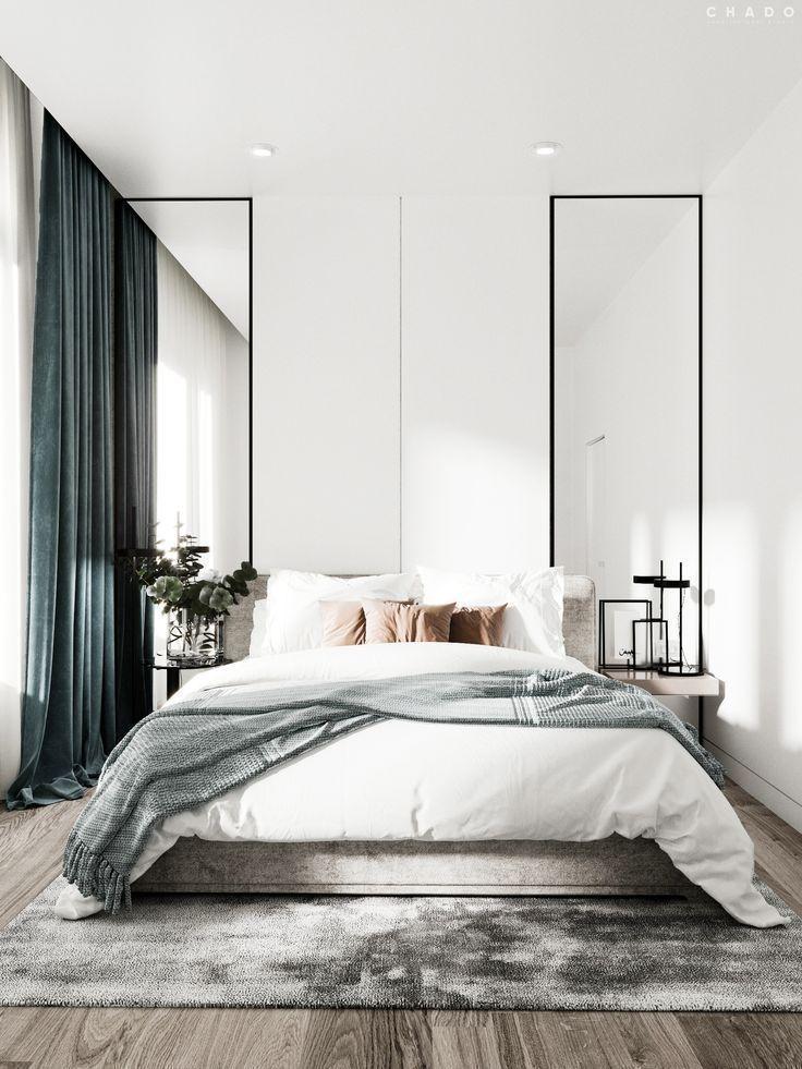 Gorgeous Minimalist Bedroom Decor Ideas 26