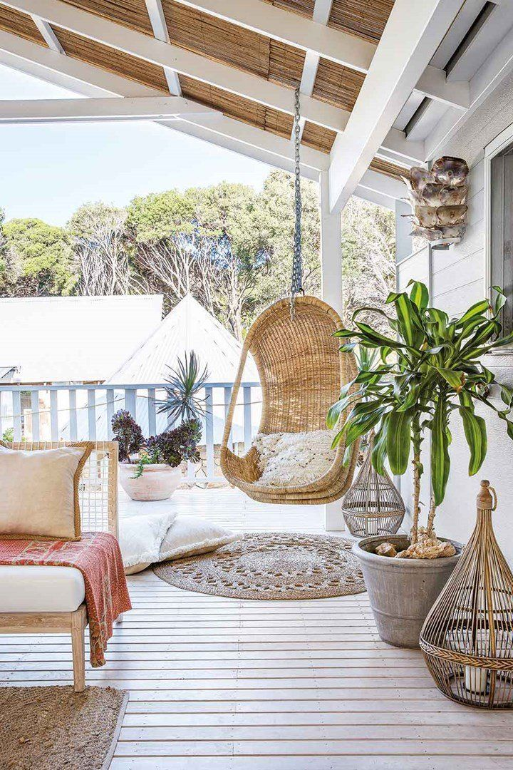 Lovely Bohemian Style Ideas For Your Outdoor Design 26