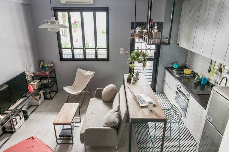 Lovely Small Apartment Decorating Ideas 03