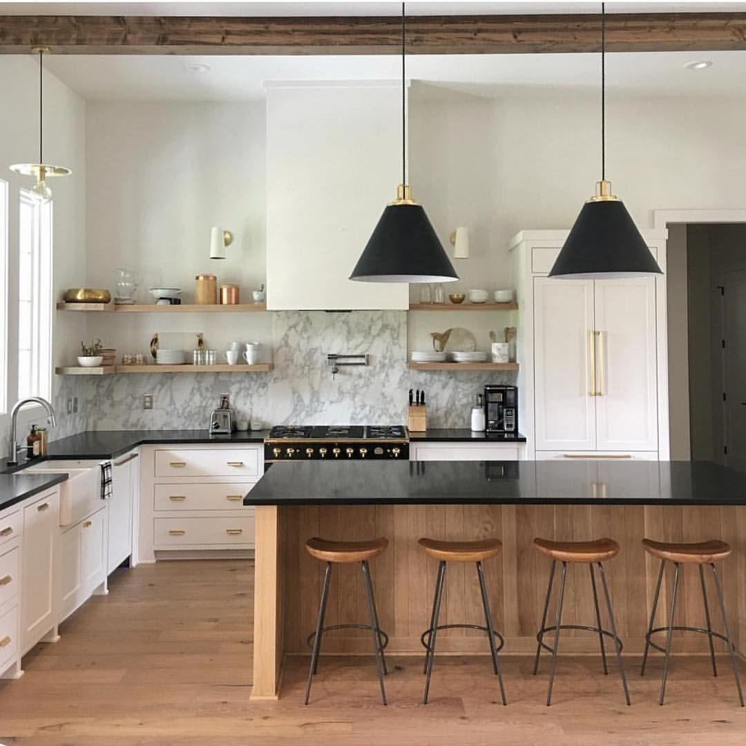 Nice Modern Kitchen Design And Decor Ideas 01