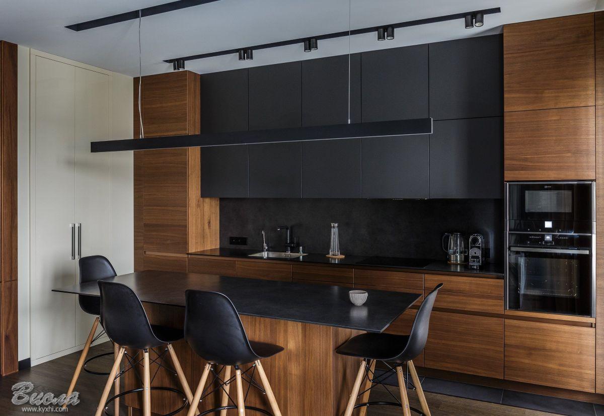 Nice Modern Kitchen Design And Decor Ideas 17