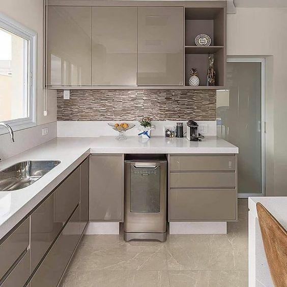 Nice Modern Kitchen Design And Decor Ideas 23
