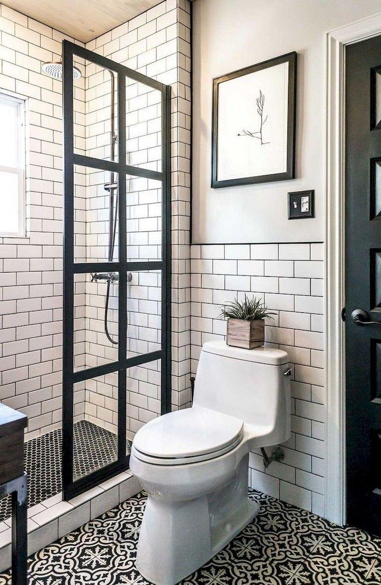 Nice Tile Shower Ideas For Your Bathroom 15