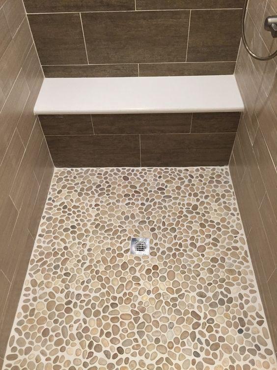 Nice Tile Shower Ideas For Your Bathroom 26